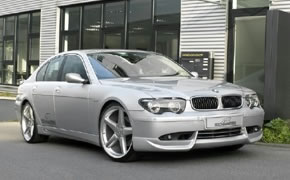BMW Ac Schnitzer 7 Series Body Kit